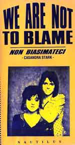 CASANDRA-STARK-WE-ARE-NOT-TO-BLAME-